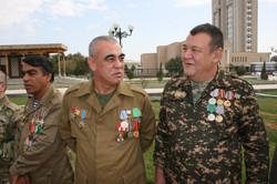 Бойцы 4 легендарной МСР нашего полка