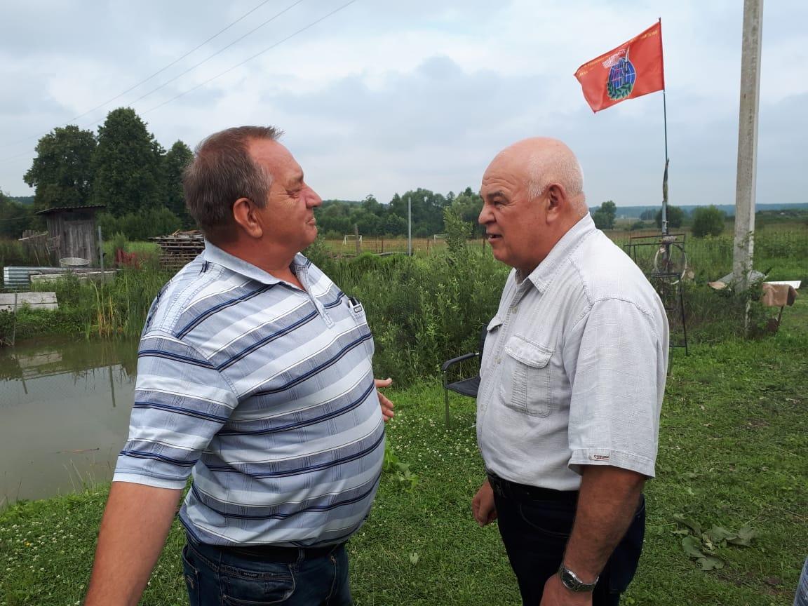 Мустаев и Комиссаров