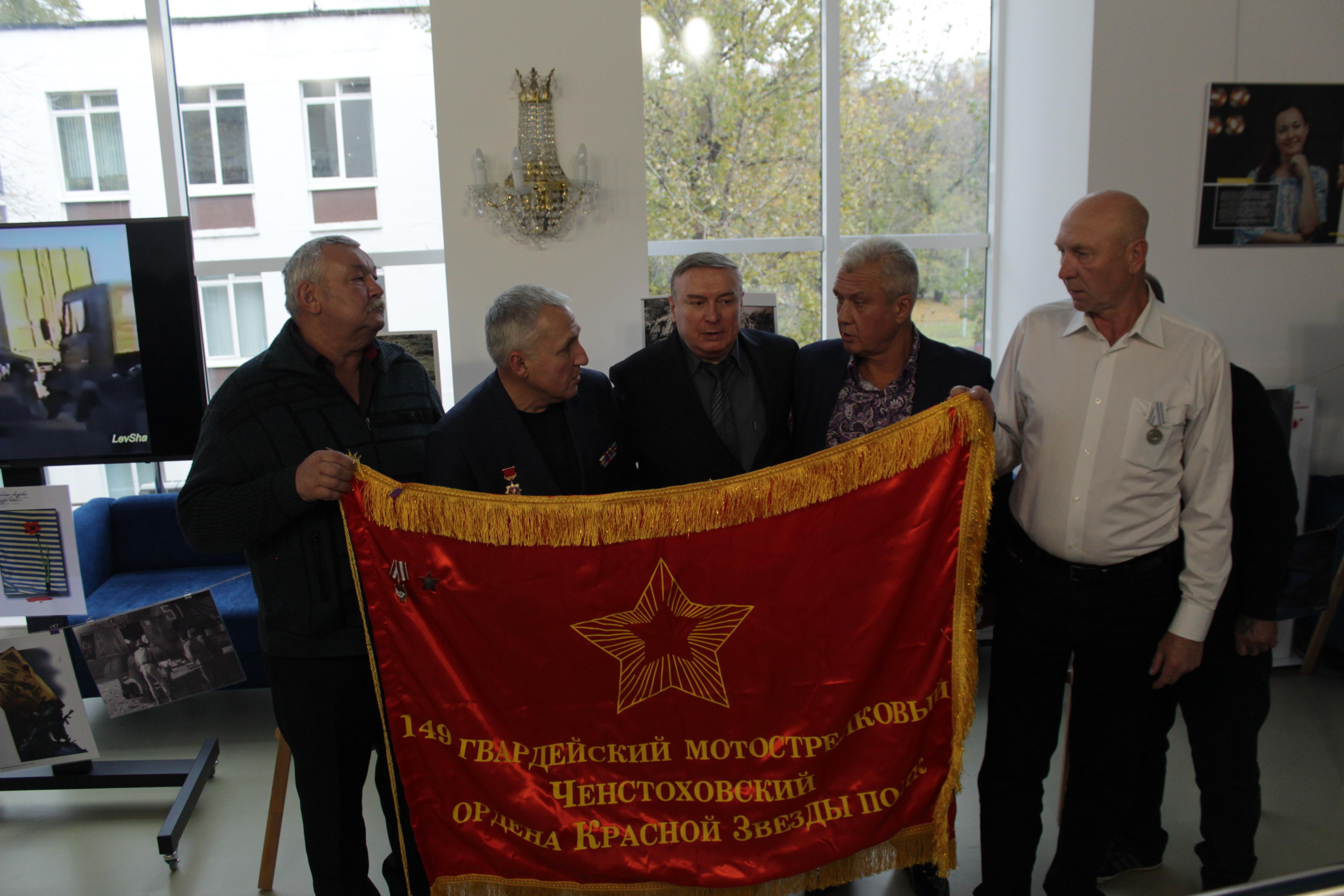 Гвардейцы-герои 4 роты
