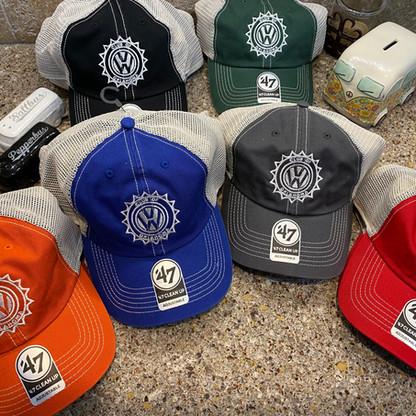SOFT MESH BACK '47 brand hat