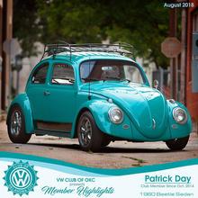 1960 Beetle Sedan