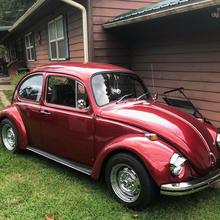 1968 LV Bug