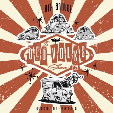 2021 Old Volks Show