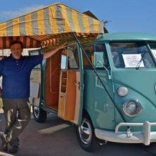 "1963 Westfalia Camper, ""Rog's Van"""