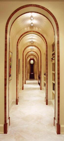 Albecht Wood Interiors Hallway