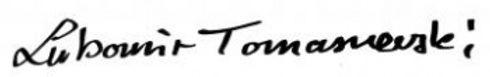Lubomir Tomaszewski Signature.jpg