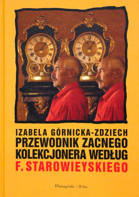 2008 D074226 120416 Franciszek Starowieyski 2008 ksiazki podpisane Czeslaw Czaplinski .jpg