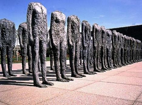 Bronze Crowd, 1991.jpg