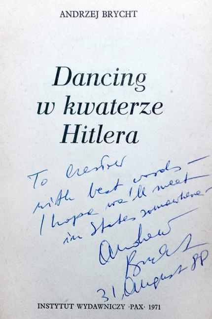 1988 D074313 1988 Andrzej Brycht ksiazki podpisane Czeslaw Czaplinski.jpg