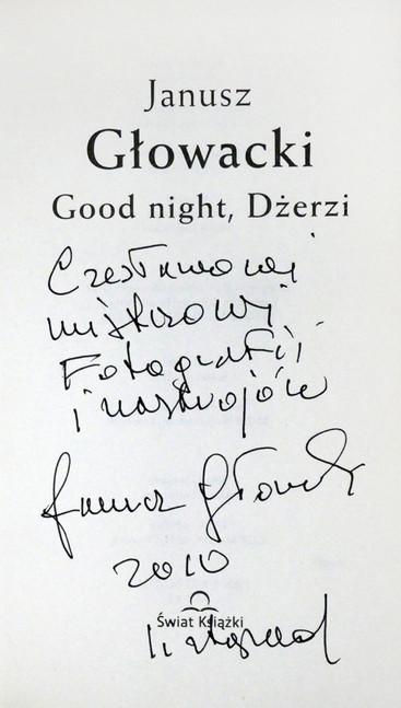 2010 D076995 2010 Glowacki Janusz podpisane ksiazki Czeslaw Czaplinski.jpg