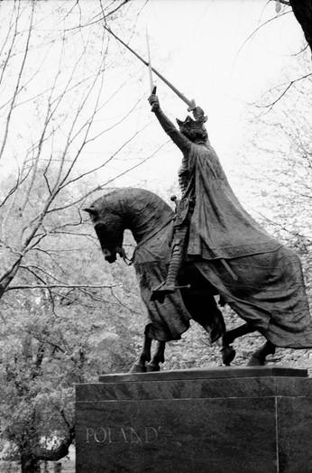 1722-16 110588 Pomnik Krola Wladyslaw Ja