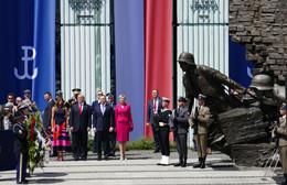 D079811 070617 Donald Trump Andrzej Duda