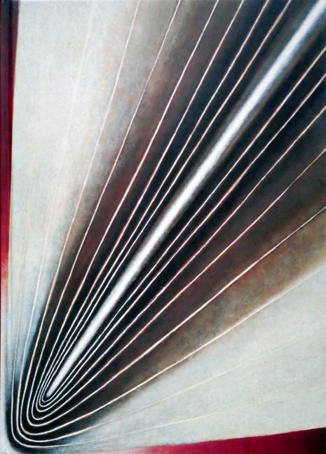2008 D074233 120416 Stefan Gierowski 2008 ksiazki podpisane Czeslaw Czaplinski .jpg