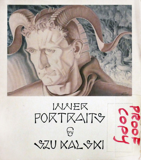 1982 D074238 120416 Stanislaw Szukalski 1982 ksiazki podpisane Czeslaw Czaplinski .jpg