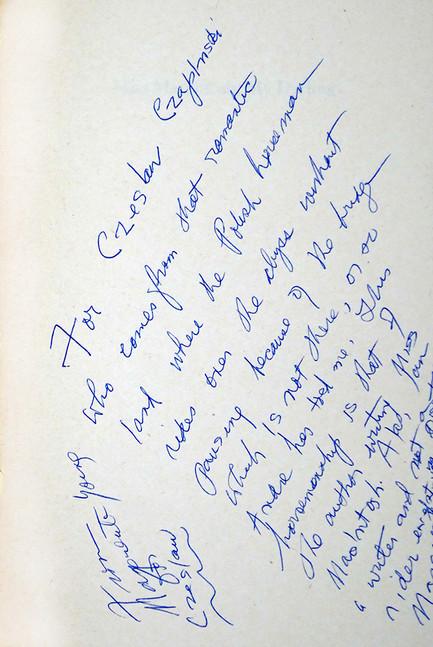 1985 D077019 Young Marguerite 1985 ksiazki podpisane Czeslaw Czaplinski.jpg