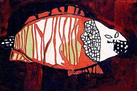 13 Ryba / Fish, 1957