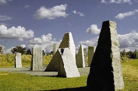 Space of Stone, 2002