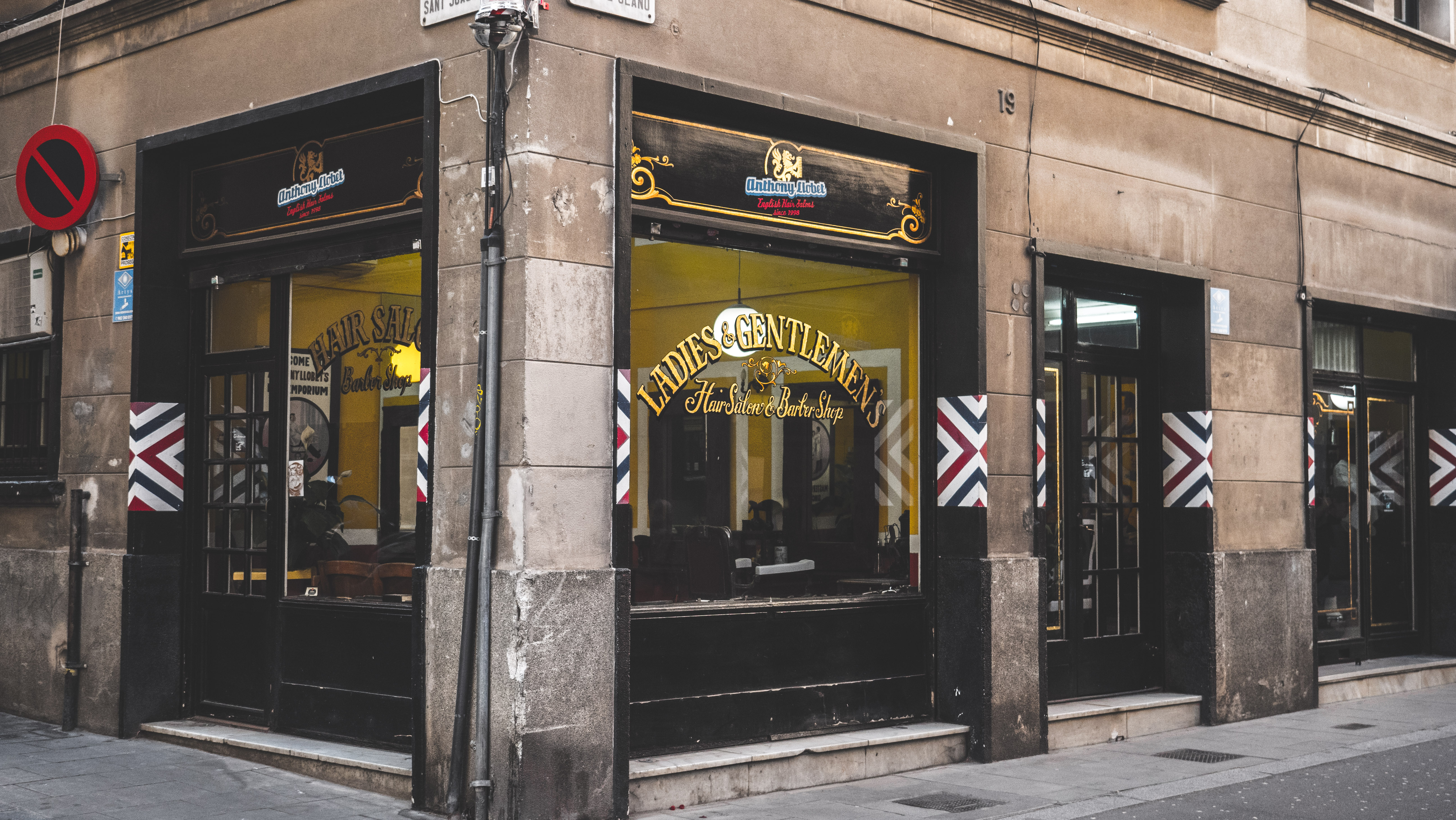 Barber Shop Barcelone