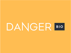 White Danger with Gunmetal Bio - Yellow Background - Square.png