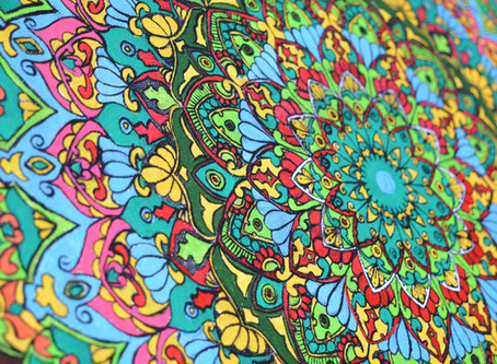 All you wanted to know about Mandalas