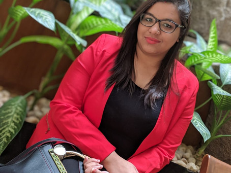 Real - Life Durgas: Shruti Agarwal (First Blog Post from the series)