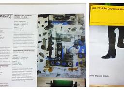 National Academy School Fall 2014 Catalog