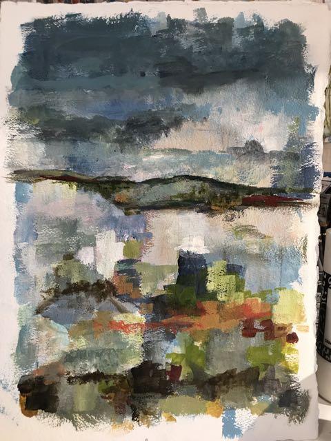 Painting Exploration no.1388