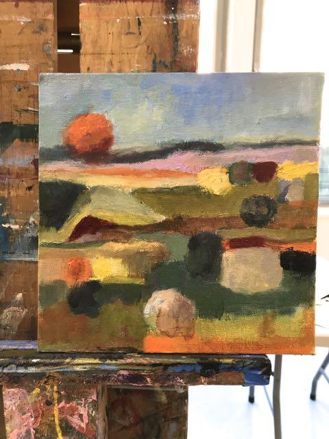 Painting Exploration no.1309