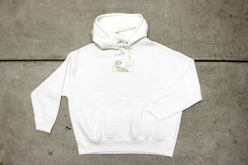 "SWEAT HOODIE ""CONTEMPORARY HOLY MOTHER"" (STROLL))"