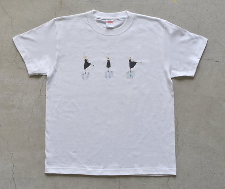 "T-SHIRTS ""DANCE ON THE ICE"""
