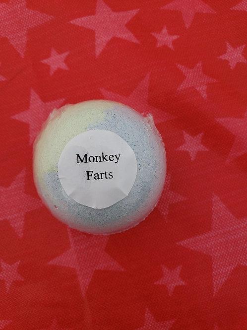 """Monkey Farts - Large 3"""""""