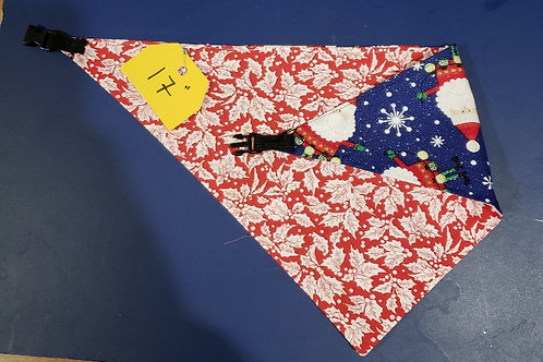 "Animal Bandana 17"" - Reversible"