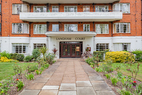 Langham Court, Wyke Road, London, SW20