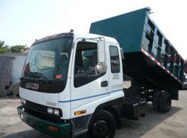 Discount Drain dump truck