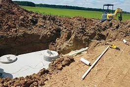 Septic Tank system install