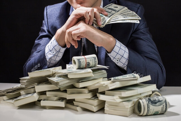 ……終於找到了錢。然後呢?