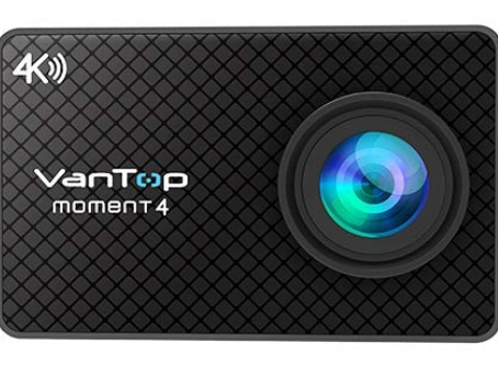 15% Discount on the Moment 4k Cam