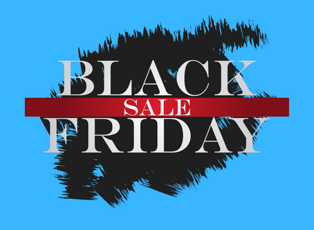 Black Friday/Cyber Monday Deals