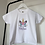 Thumbnail: Personalised Embroidered Unicorn Name T-shirt 100% Cotton