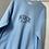 Thumbnail: Vintage Nike Baby Blue Sweatshirt