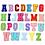 Thumbnail: Towel Alphabet Initials/Name Accessory Bag