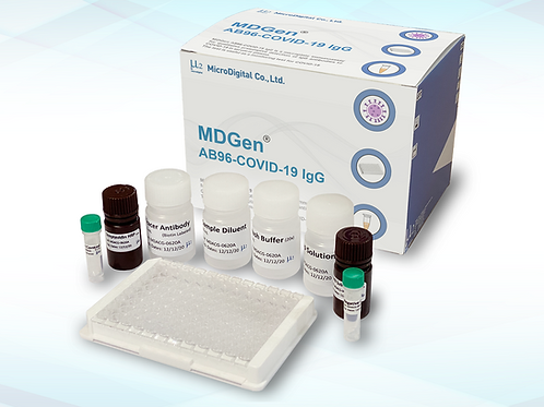 MDGen AB96-COVID-19 IgG ELISA Kit