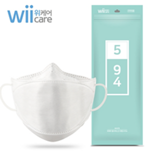 (Large/Small) Wiicare KF94 MASK