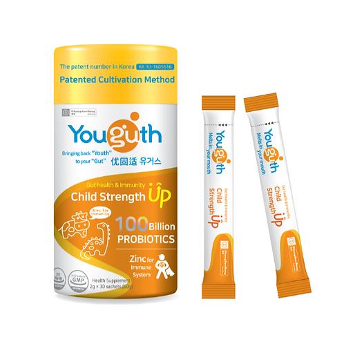 Youguth Probiotics Child Strength Up