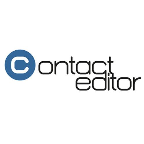 Contact Editor