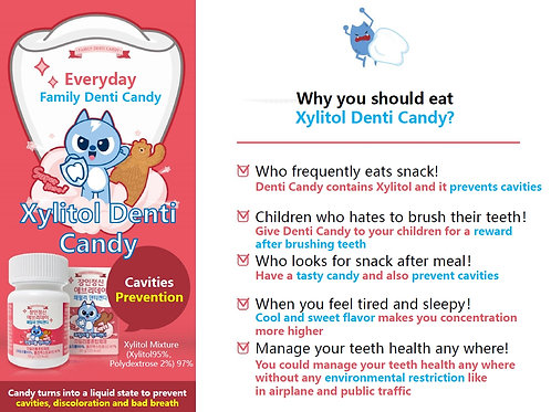 Everyday Family Denti Candy