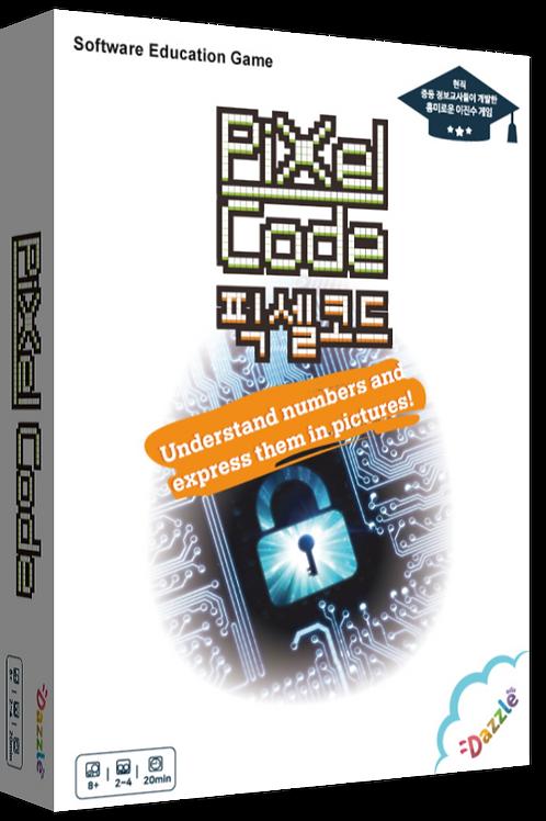 Pixel Code : Coding educational board game