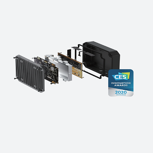 FHD camera integrated 24 GHz traffic radar sensor for ITS traffic management
