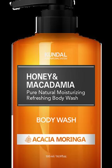 Honey & Macadamia Moisturizing Pure Body Wash