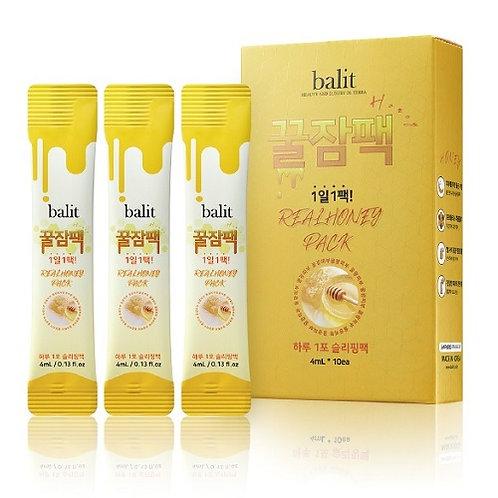 Balit Honey Sleeping Mask Pack 4ml x 10pcs